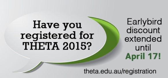Have you registered for THETA 2015 yet?